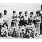 1984. Bretón de los Herreros, finalista en alevines.