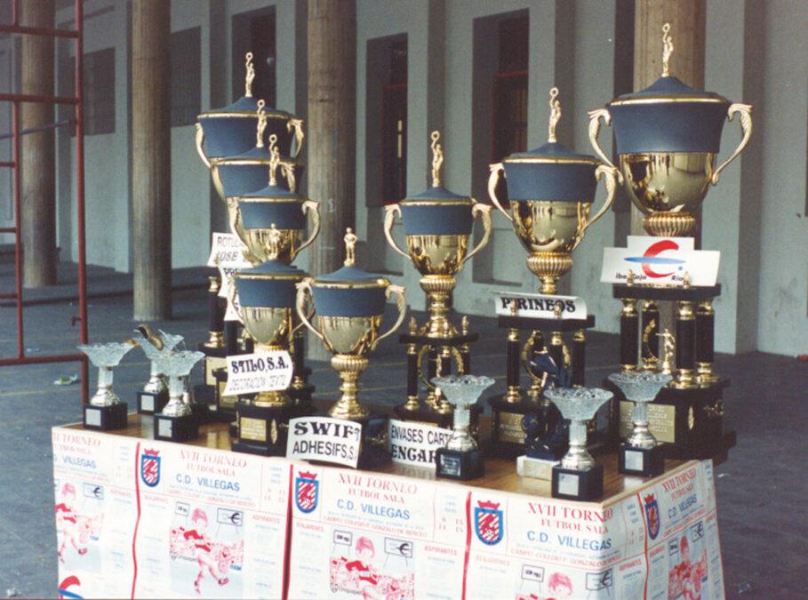 1990. Trofeos.