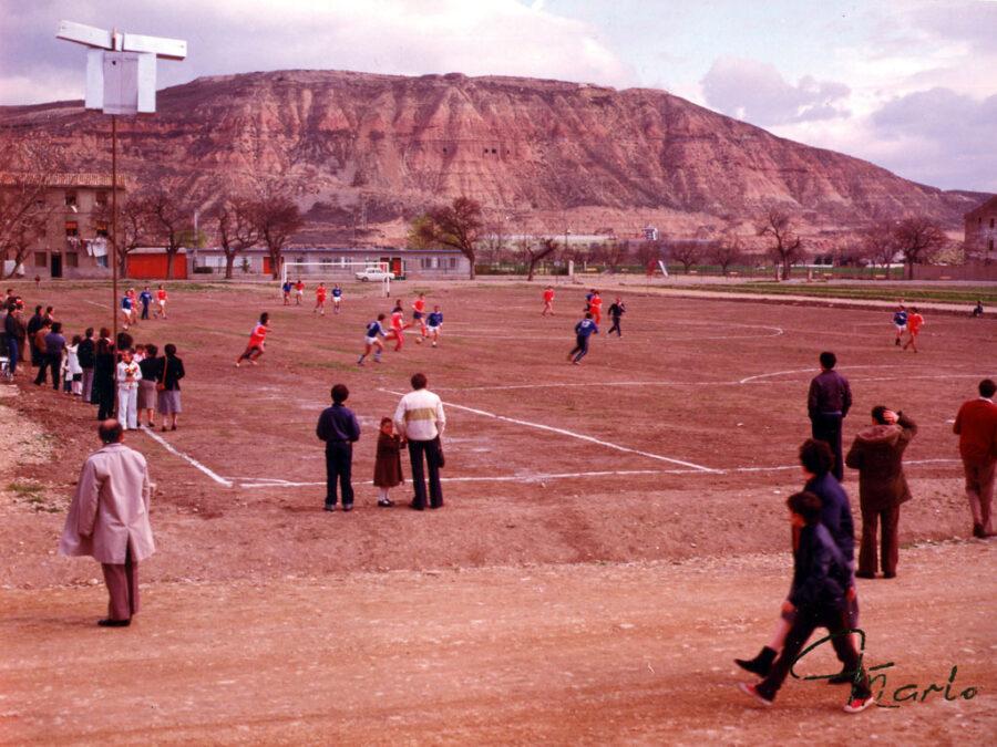 Antiguo Campo Del CD Villegas En La Zona De Madre De Dios.