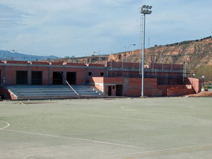 Obras En La Ribera, 2005.