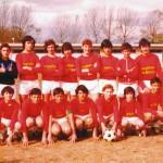 1974-75. Infantil del CD Villegas.