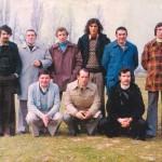1975-76. Directiva del CD Villegas.
