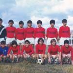1975-76. Infantil del CD Villegas.