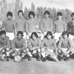 1977-78. Equipo del CD Villegas.