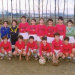 1977-78. Alevín del CD Villegas.