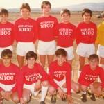 1978-79. Infantil del CD Villegas.