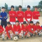 1981-82. Alevín del CD Villegas.
