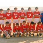 1985-86. Infantil del CD Villegas.