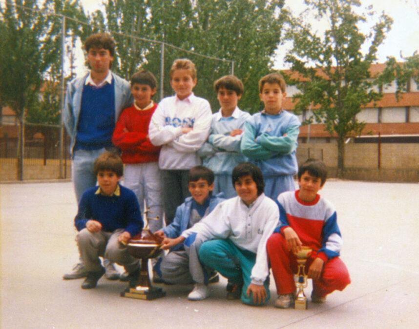 Benjamín Del CD Villegas.