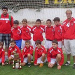 Benjamín 2002, Torneo Arnedo