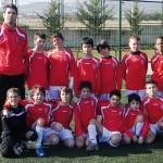 2011-12. 2001 B del CD Villegas.