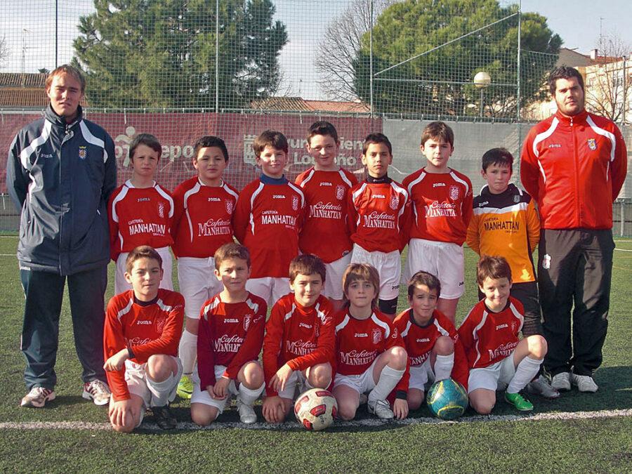 2011-12. 2002 A Del CD Villegas.