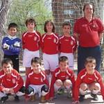 2011-12. Benjamín 2003 A del CD Villegas.