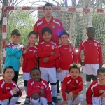 2011-12. Benjamín 2005 Athletic del CD Villegas.