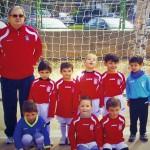 2011-12. Benjamín 2007 del CD Villegas.