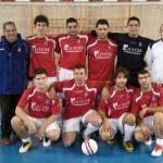 2011-12. Equipos de Fútbol Sala del CD Villegas.