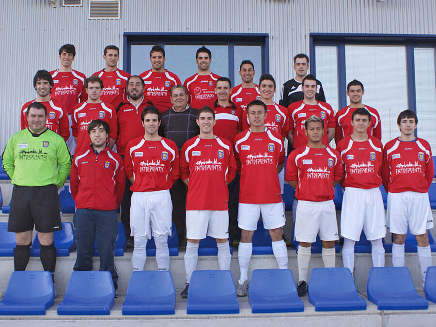 2011-12. Regional Del CD Villegas.