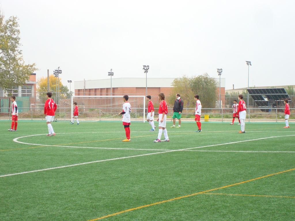 Villegas 99 en su partido ante el River Ebro de la semana pasada