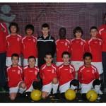 2012-13. Benjamín 2002 B del CD Villegas.