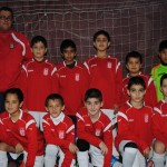2012-13. Benjamín 2003 Athletic del CD Villegas.