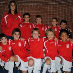 2012-13. Benjamín 2004 Athletic del CD Villegas.