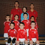 2012-13. Benjamín 2006 Athletic del CD Villegas.