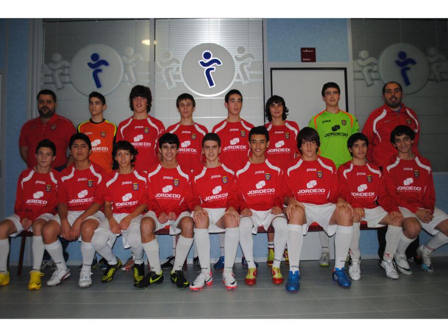 2012-13. Cadete A Del CD Villegas.