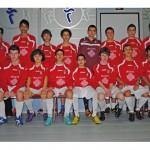 2012-13. Cadete B del CD Villegas.