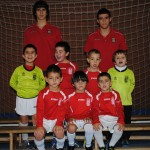 2012-13. Escuela de Fútbol 2007 del CD Villegas.