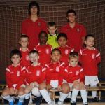 2012-13. Escuela de Fútbol 2008 del CD Villegas.