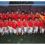 2012-13. Infantil A del CD Villegas.