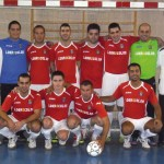 2012-13. Equipo de fútbol sala del CD Villegas.