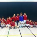 Escuela de Fútbol CD Villegas. Equipo del 2006.
