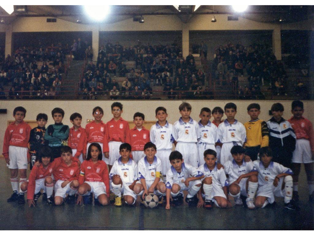 25 Torneo Villegas (1998). Villegas-Real Madrid