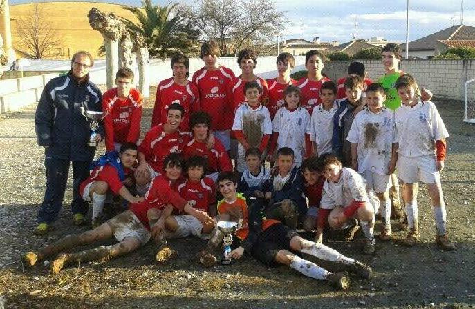 Campeones Cadete y 2002