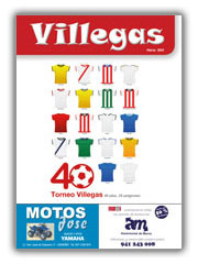 Revista CD Villegas 2013
