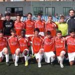 2013-14. Villegas Infantil 2000