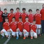 2013-14. Villegas Alevín 2002 B
