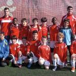 2013-14. Villegas Benjamín 2004 A