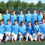El cadete logró una gran victoria ante el EDF en la primera jornada