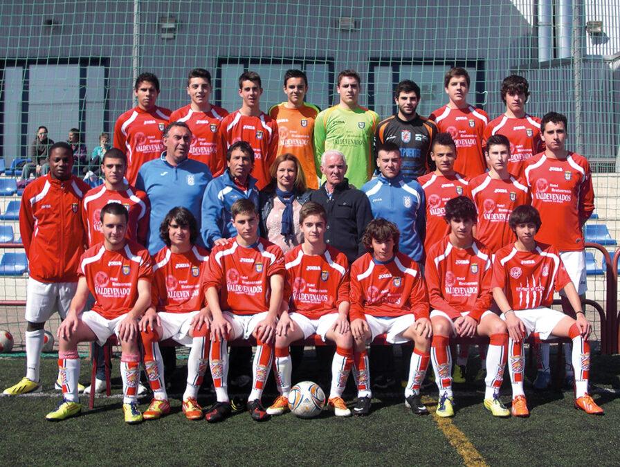 2013-14. Villegas Juvenil Nacional