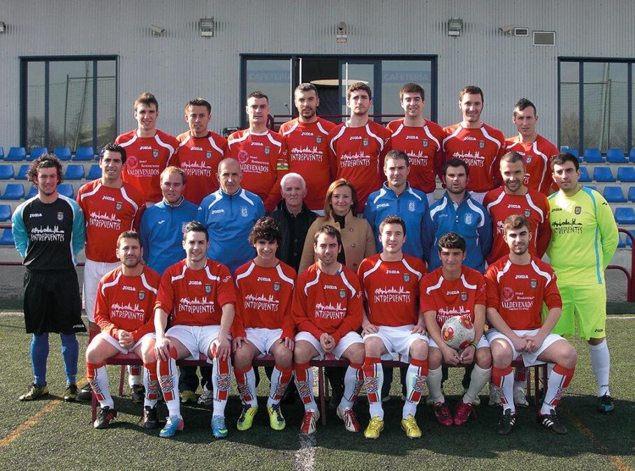 2013-14. Villegas Tercera División