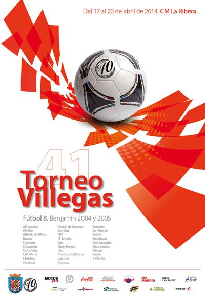 Cartel Torneo Villegas 2014