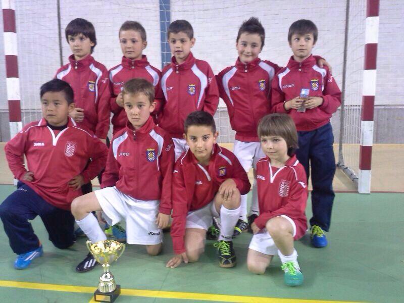 Los chicos del 2006, ganaron la copa de Campeones