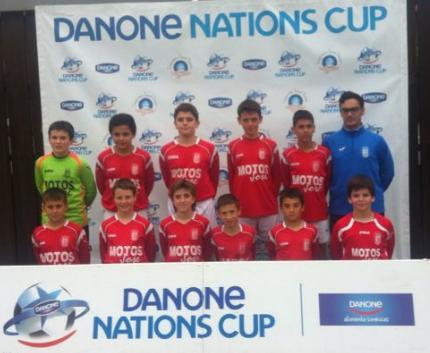 2002 en Danone cup 2014