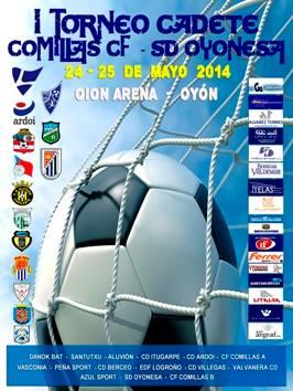 Torneo cadete Comillas 2014