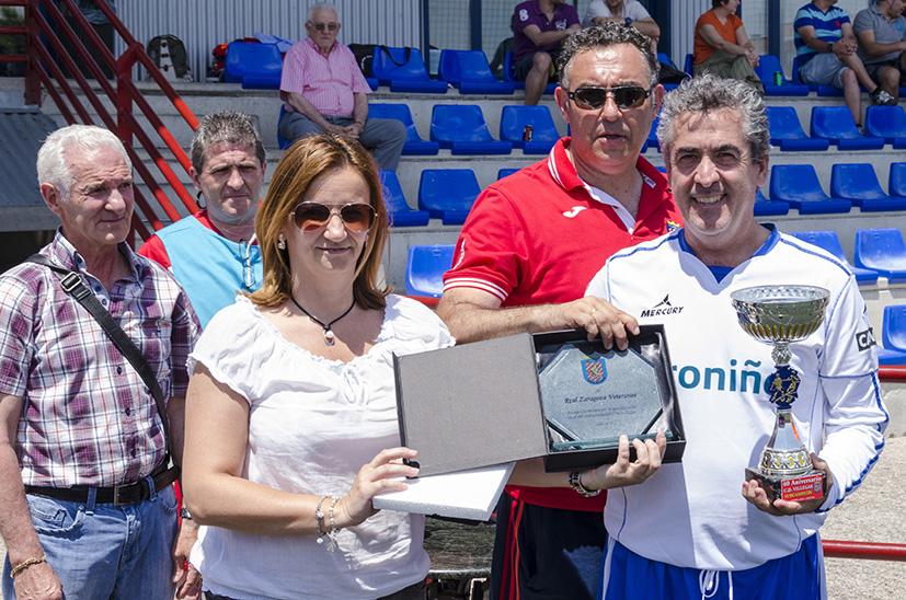 Real Zaragoza, Segundo Clasificado