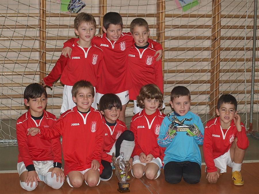 Villegas 2007, Campeones Del Torneo Agustinas