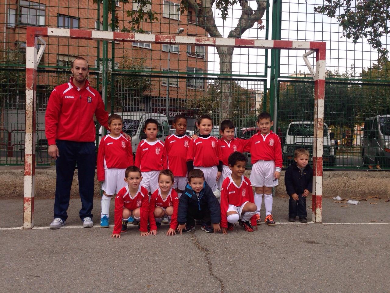Escuela 2009, el futuro del club
