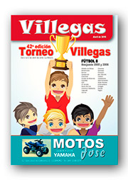 Revista CD Villegas 2015